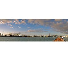Townsville Port - Sunrise Photographic Print