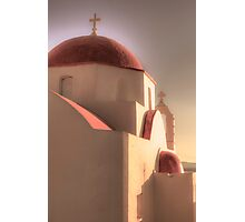 Greece Photographic Print
