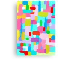 BUBBLEGUM DREAM Canvas Print