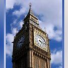 London Time by Nira Dabush