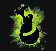 Super Smash Bros. Iggy Silhouette Unisex T-Shirt