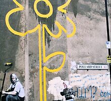 London Banksy, 2007 by Tash  Menon