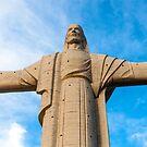 Christ Of Peace (Cristo De La Concordia, Cochabamba - Bolivia) by Mathieu Longvert