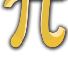 I am Magical and Limiteless - Pi Day #60001 Sticker