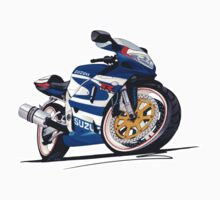 Suzuki GSX-R750 Kids Clothes