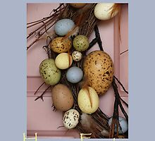 Happy Easter by Peri