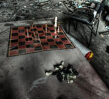 A game of chess? by Richard Shepherd