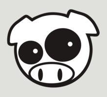 Subaru Rally Pig by Kinglace