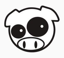Subaru Rally Pig Kids Tee