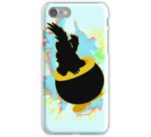 Super Smash Bros. Lemmy Silhouette iPhone Case/Skin