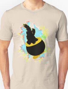 Super Smash Bros. Lemmy Silhouette T-Shirt