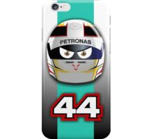 Lewis HAMILTON_2014_Helmet iPhone Case/Skin