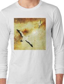 Birds of The Sun Long Sleeve T-Shirt