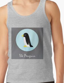 The Penguin Cute Portrait T-Shirt