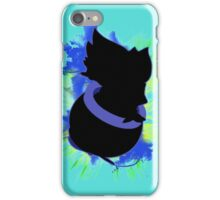 Super Smash Bros. Ludwig Silhouette iPhone Case/Skin