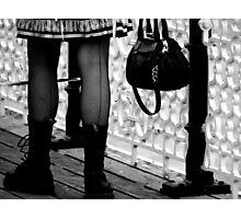 Saturday style Photographic Print