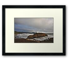 Land of the Dene Tsut Dah Framed Print