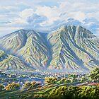 Avila desde Lomas de Valle A. by Juan Carlos  Gayoso