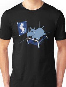 Hippo Unicorn Unisex T-Shirt