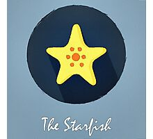 The Starfish Cute Portrait Photographic Print