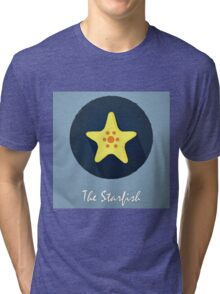 The Starfish Cute Portrait Tri-blend T-Shirt