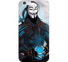 We are anonymous! iPhone Case/Skin