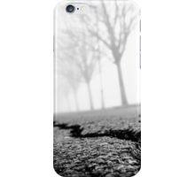 Earth splits iPhone Case/Skin