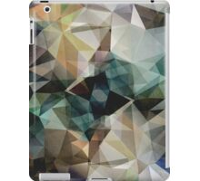 Abstract Grunge Triangles iPad Case/Skin