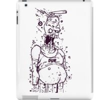Dur.. iPad Case/Skin