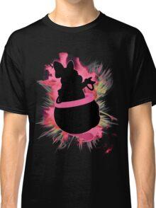 Super Smash Bros. Wendy O Koopa Silhouette Classic T-Shirt