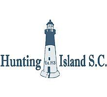 Hunting Island - South Carolina. Photographic Print
