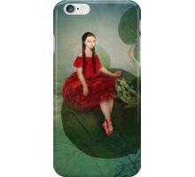 Thumbelina (Däumelinchen) iPhone Case/Skin