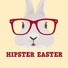 Hipster Easter  by teebees