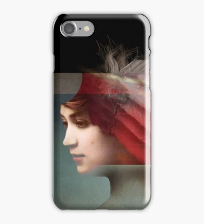 Portrait 10 iPhone Case/Skin
