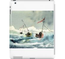 Rescue! iPad Case/Skin