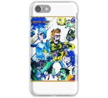 Capcom zombies iPhone Case/Skin