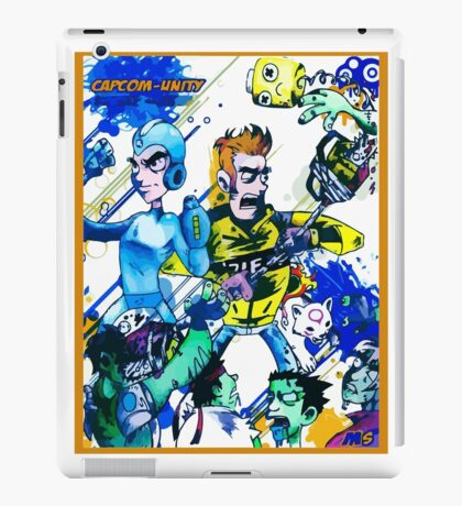 Capcom zombies iPad Case/Skin