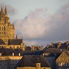 Saint Pierre de Coutances by AmyRalston