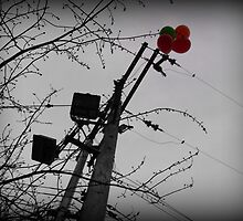 Electrifying Balloons... by WaleskaL