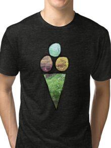 Ice Cream Nature Tri-blend T-Shirt