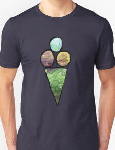 Ice Cream Nature Unisex T-Shirt