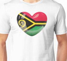 I <3 Vanuatu  Unisex T-Shirt