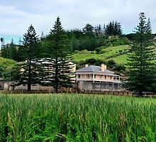 Norfolk Island  by Bev Woodman