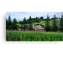 Norfolk Island  Canvas Print