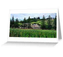 Norfolk Island  Greeting Card