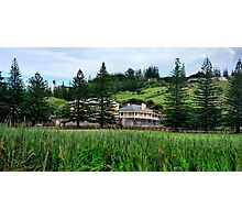 Norfolk Island  Photographic Print