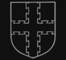 A Complete Guide to Heraldry - Figure 161 — Cross dovetailed by wetdryvac