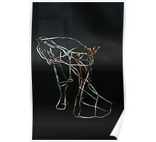 The Wire shoe Poster