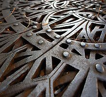 Metal Grate by thedvguy