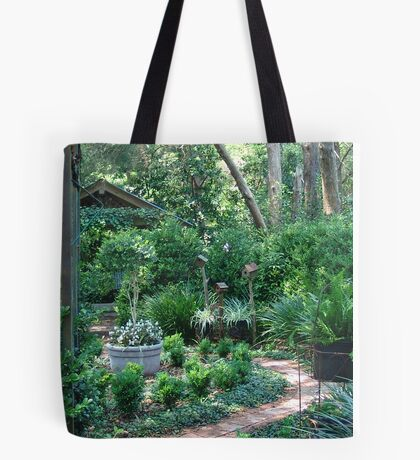 On the way to the Secret Garden       Tote Bag